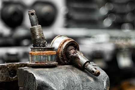 How To Grease Sealed Ball Joints